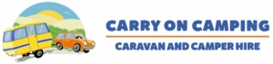 Carry on Camping logo