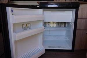 Fridge Freezer ready to be filled