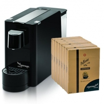 camping accessories, Coffee machine and milk frother