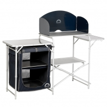 camping accessories, kitchen unit and storage