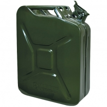 camping accessories, petrol and diesel containers